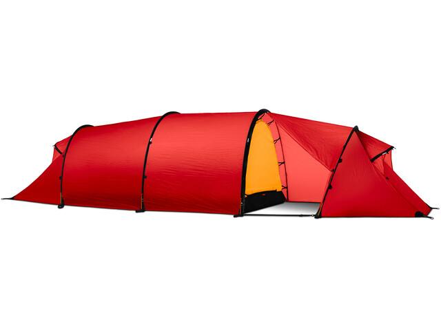 Hilleberg Kaitum 4 GT Namiot czerwony